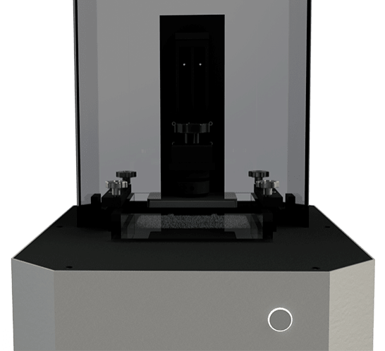 Alpha 3D printer
